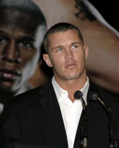 Randy Orton - Brother is already in MMA.  If things sour with the WWE expect him to take a shot at it as well.