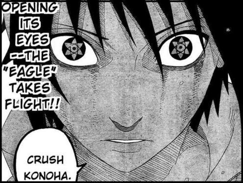 Sasuke unlocked his new MS power of hypnotism. Now everytime Kakashi hears the word Kunai, he barks like a dog.