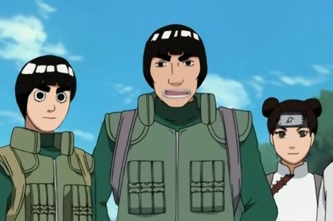 Team Gai's Orphans?