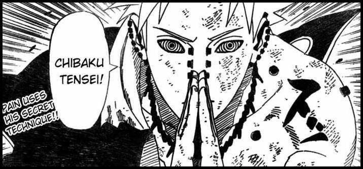 Naruto Manga 439 [Spoiler] : Lejano Oriente