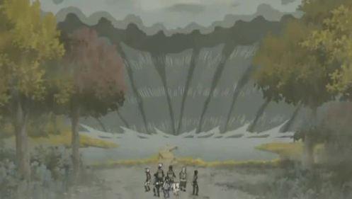 Fog lifted...to make way for the water...Aaaaaaaaahhhhhh!!!!  Run, Scoob!