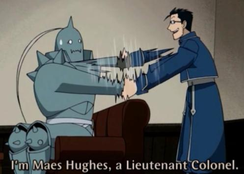 Full Metal Alchemist 2 episode 1